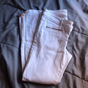 Express Jeans White!